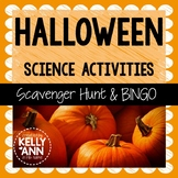 Halloween Science Activities BUNDLE {Life Science Scavenge