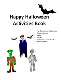 Halloween Activities Book