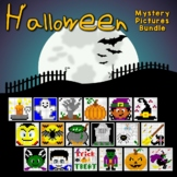 Above First Grade Coloring Sheet, Halloween Coloring Pictures Mystery Pages