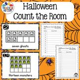 Halloween Activities Count the Room