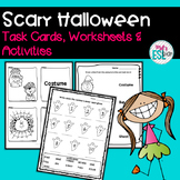 ESL Halloween- ESL Flashcards, Worksheets & Activities