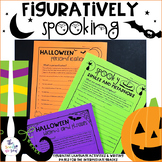 Halloween Activities: Figurative Language Practice