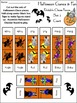 Halloween Activities: Halloween Checkers & Chess Game Activitiy Packet