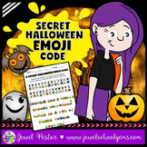 Halloween Activities (Halloween Emoji Activities)