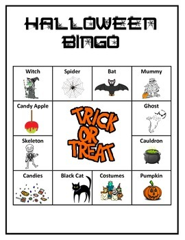 Halloween Activities K-2