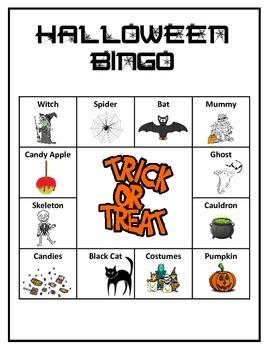 Halloween Activities K-2
