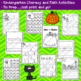 Halloween Activities : Literacy and Math Printables - Just Print & Go!