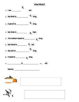 Halloween Activities: Math and Literacy