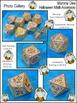 Halloween Activities: Mummy Dice Templates Halloween Math Center Bundle