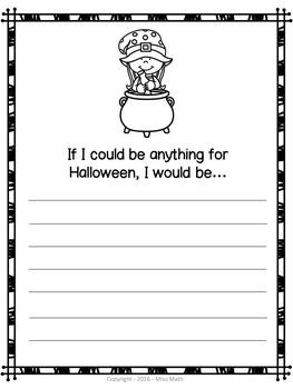Halloween Activities Pack