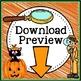 Halloween Activities {Halloween Writing, Reading, S&L, Math}