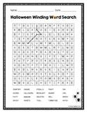 Halloween Activities Packet Sample
