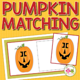 Pumpkins Matching Halloween Visual Discrimination Activity