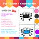Halloween Activities Spider Color Matching Clip Cards | TeKa Kinderland