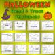 Halloween Activities: Sentence Tracing, Sight Words, Fine Motor - Handwriting