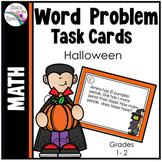 Halloween Activities Word Problems