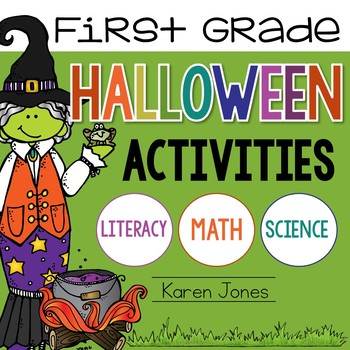 Halloween Activities for 1st Grade