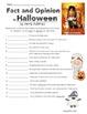 Halloween Activities for Jerry Seinfeld's Book!