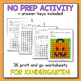 Halloween Activities for Kindergarten - Halloween Math Worksheets