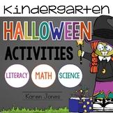 Halloween Activities for Kindergarten