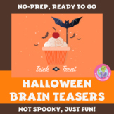 Fall activities print and go - Halloween Activities for Mi