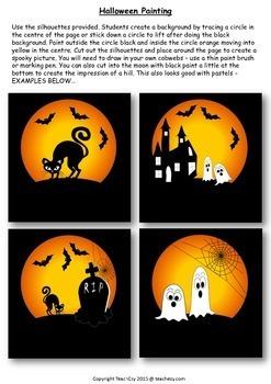 Halloween Activities for Upper Primary