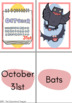 Halloween Activity BUNDLE with Flash Cards