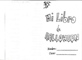 Halloween Activity Book (Spanish!)