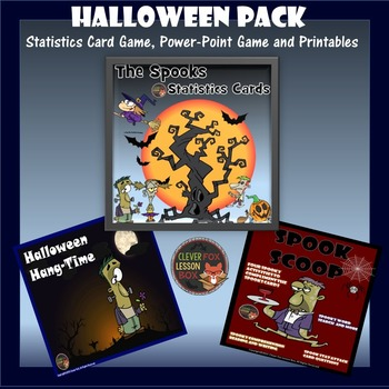 Halloween - PowerPoint Game Bundle