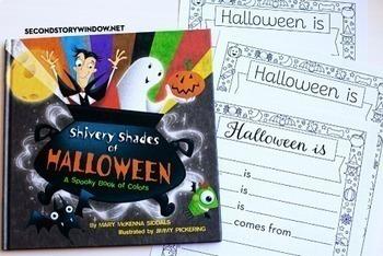 Halloween Activities Bundle for Grades 1-3