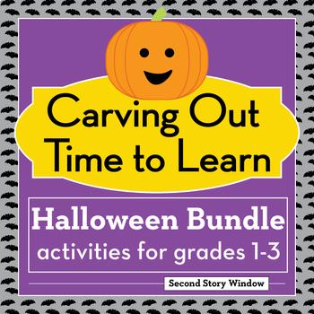 Halloween Activities for Grades 1-4