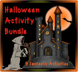 Halloween Activity Bundle for the Elementary Music Class
