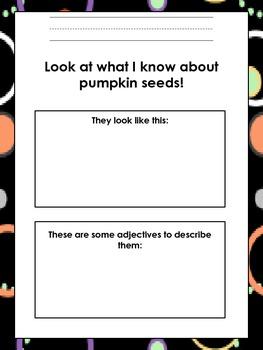Halloween Activity Bundle (math and language arts!)