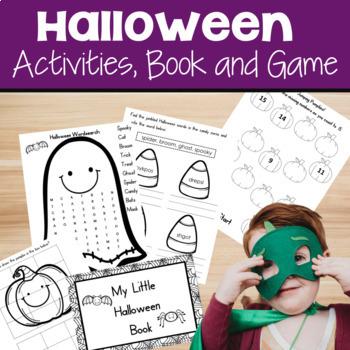 Halloween Activity Fun