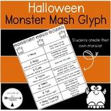 Halloween Activity: Monster Glyph