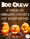 Halloween Activity Pack: 17 Hands-On Math, Literacy and Science Activities