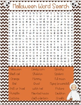 Halloween Activity Pack - Math, Literacy, and Writing
