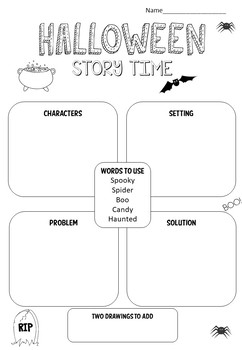 Halloween Activity Pack for Juniors (13 Spooky Tasks)