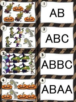 Halloween Activity Packet:  4 Activities to DIE For!