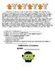 Halloween Activity Packet for Second Grade