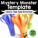 Halloween Activity Seller Template