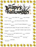 Halloween Ad-Libs
