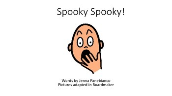 Halloween Adapted Book