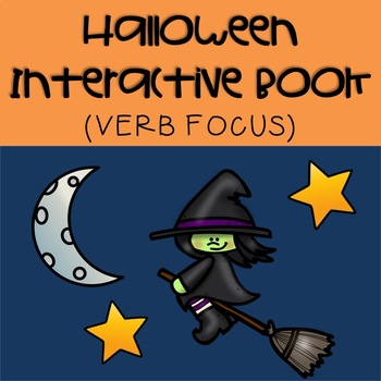 Halloween Interactive Book