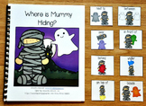 """Halloween Adapted Book:  """"Where Is Mummy Hiding?"""""""
