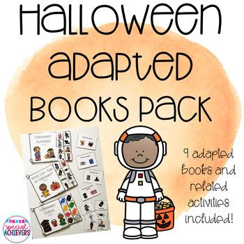 Halloween Adapted Books