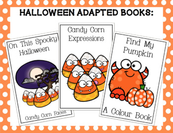 Halloween Adapted Books Bundle