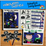 "Halloween Adapted Books: ""The Black Bats Flapped All Around"""