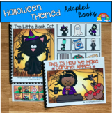 Halloween Adapted Books:  The Little Black Cat