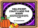 Halloween Add and Count the Room!
